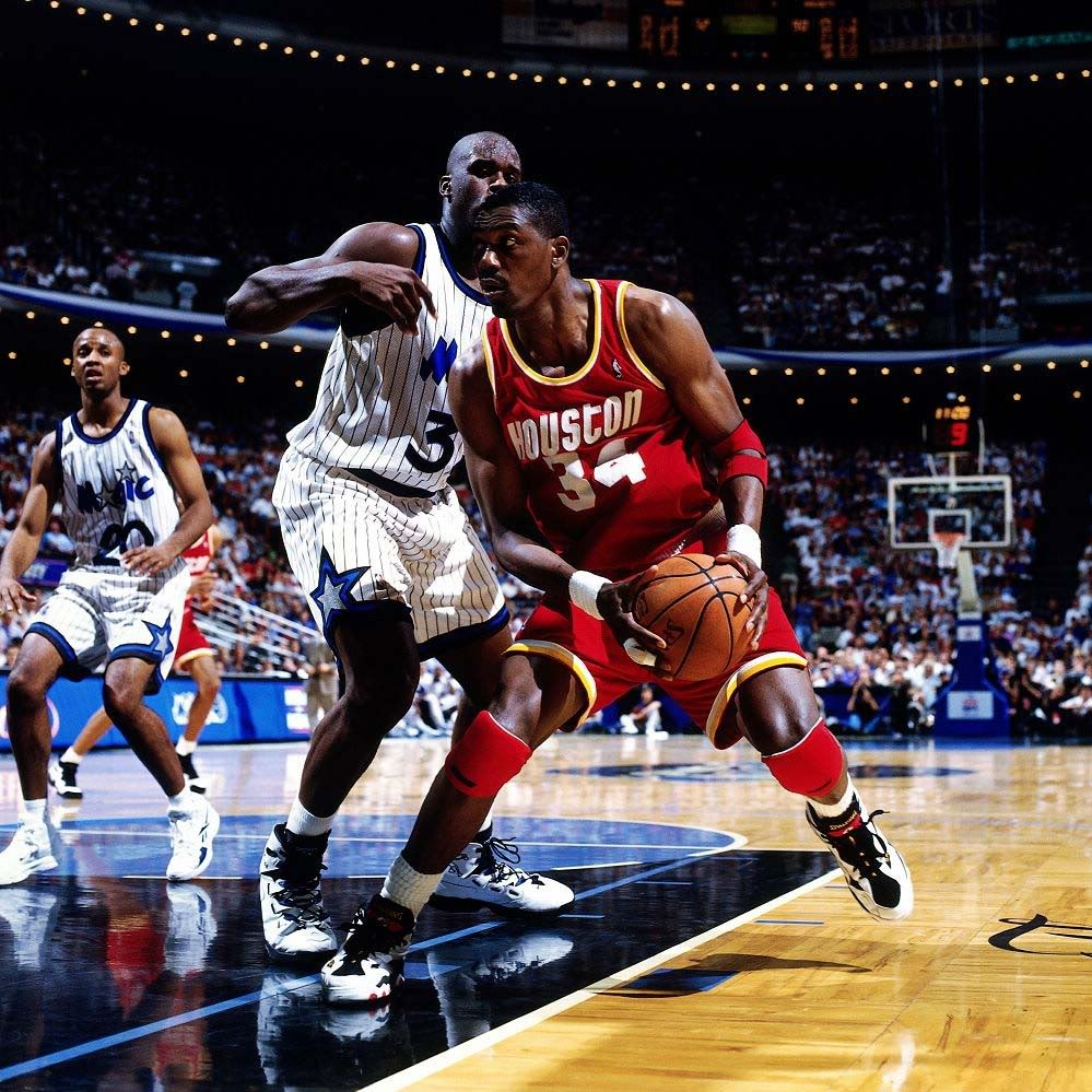 Buckets Hakeem Olajuwon – Basketball Society