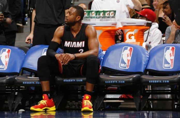 Dwyane Wade - Miami Heat