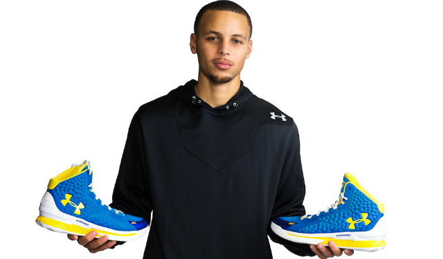 """Curry One """"Home"""""""