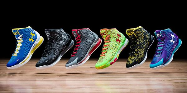 Under Armour Basketball Curry