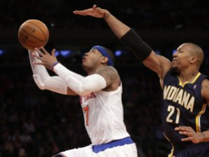 knicks pacers