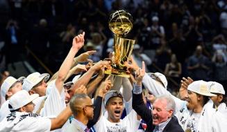Miami Heat at San Antonio Spurs
