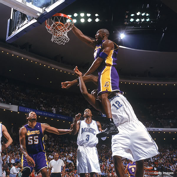 Slamma Jamma Sunday: Kobe Bryant's Greatest Poster Of All-time
