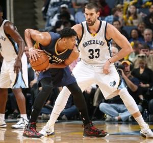 New Orleans Pelicans v Memphis Grizzlies New Orleans Pelicans v Memphis Grizzlies New Orleans Pelicans v Memphis Grizzlies