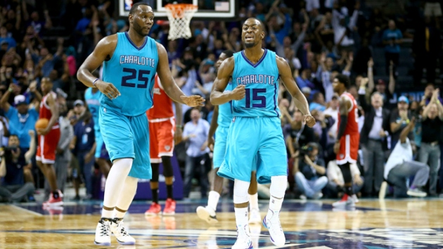 Image result for dwight howard kemba walker