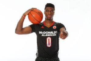 High School Basketball: McDonald's All American Portraits