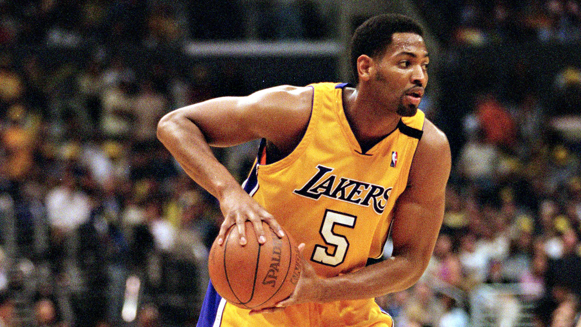 Legacy Left Behind: Robert Horry – Basketball Society