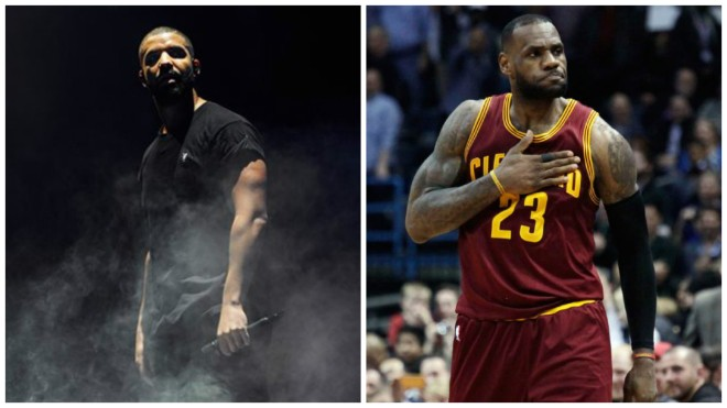 Drake & LeBron James