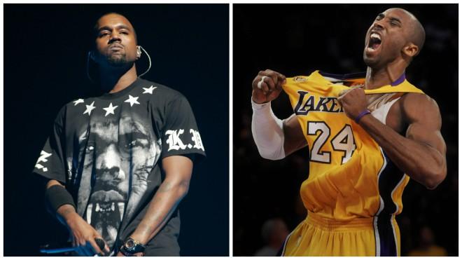 Kanye West x Kobe Bryant