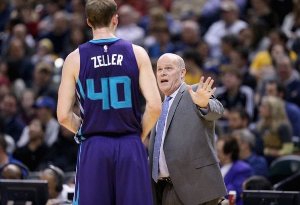 Steve Clifford has brought new life into this franchise in just two short seasons after many dark years as the Bobcats (Credit: Andy Lyons/Getty Images North America)