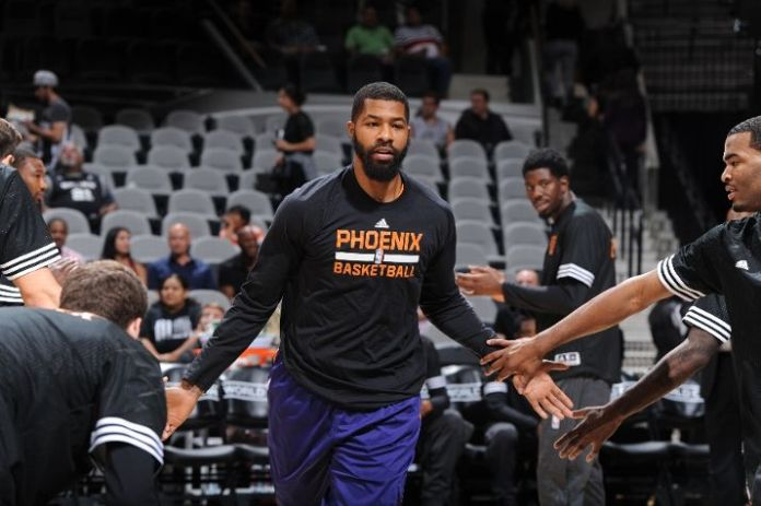 Markieff Morris, Phoenix Suns