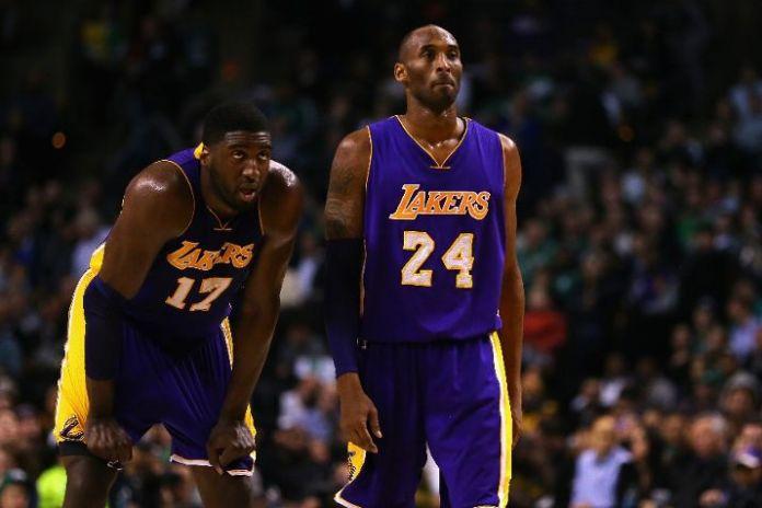 Los Angeles Lakers, Roy Hibbert, Kobe Bryant