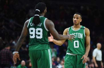 Jae Crowder and Avery Bradley