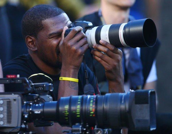 Kevin Durant, Super Bowl 50