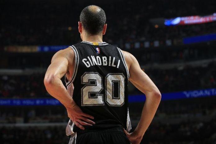 San Antonio Spurs, Manu Ginobili